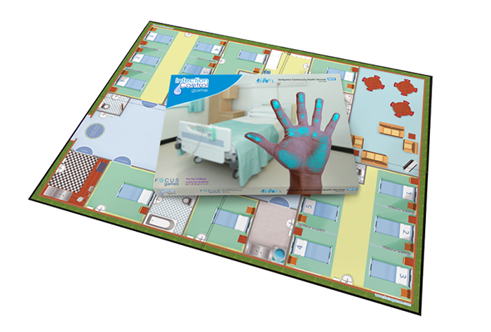 Click here to see the Infection Control Game